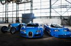 Bugatti T54, EB110 GT and Veyron