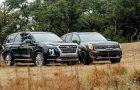 Hyundai Palisade vs. Kia Telluride